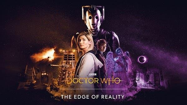 Anunciado Doctor Who: The Edge of Reality para la primavera de 2021 en Nintendo Switch