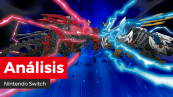 [Análisis] Zoids Wild: Blast Unleashed para Nintendo Switch