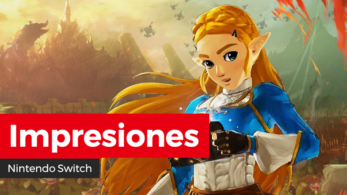 [Impresiones] Hyrule Warriors: La era del cataclismo para Nintendo Switch