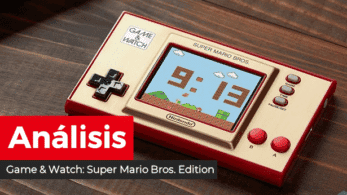 [Análisis] Game & Watch: Super Mario Bros. Edition
