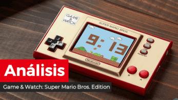 [Análisis] Game & Watch: Super Mario Bros. Edition