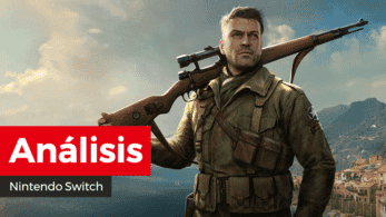 [Análisis] Sniper Elite 4 para Nintendo Switch