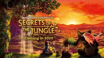 [Act.] La película Pokémon Coco confirma su estreno occidental como Pokémon the Movie Secrets of the Jungle para 2021: tráiler y distribución de Zarude
