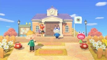Un tour en vídeo por la isla oficial de Nintendo en Animal Crossing: New Horizons