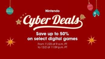 Nintendo of America anuncia sus Cyber Deals 2020 con rebajas en Super Mario Party, Zelda: Link's Awakening y muchos más