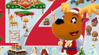 Animal Crossing: Pocket Camp avanza las novedades que llegarán en diciembre con esta imagen