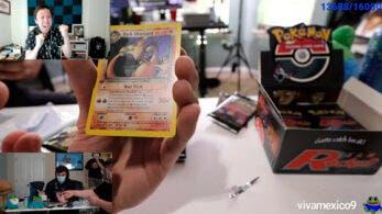 Se sobresaltan al juntar más de 90.000$ abriendo sobres del JCC de Pokémon en directo