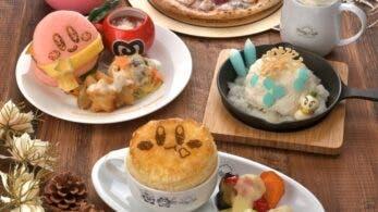Se desvela el menú de invierno del Kirby Café con nuevos productos y deliciosos platos