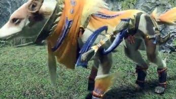 Capcom nos da un vistazo a la armadura de Gran Izuchi de Monster Hunter Rise