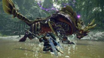 Capcom repasa los monstruos nuevos de Monster Hunter Rise en este nuevo tráiler