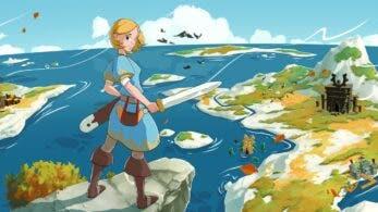 Ocean's Heart es un juego al estilo de los Zelda 2D que podría llegar a Switch
