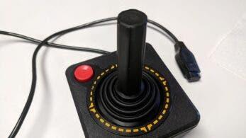 Este vídeo muestra que Donkey Kong, Tetris 99 y Mario Kart 8 Deluxe pueden jugarse en Switch con un mando de Atari de hace 40 años