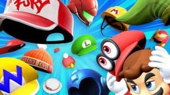 Los personajes con gorras protagonizan el nuevo torneo de Super Smash Bros. Ultimate