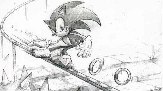 Imágenes de artes conceptuales nunca antes vistos de los juegos de Sonic Adventure y Sonic Heroes