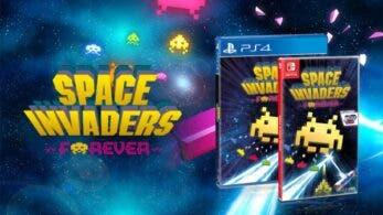 Space Invaders Forever fija su estreno para el 11 de diciembre en Nintendo Switch con este nuevo tráiler
