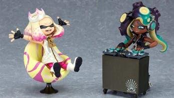 Good Smile Company revela la ventana de lanzamiento de las figuras Figma de Perla y Marina de Splatoon 2