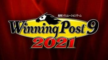 Primeros 20 minutos de Winning Post 9 2021 corriendo en Nintendo Switch
