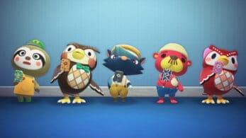Ya podemos ver los móviles de todos los personajes no jugables de Animal Crossing: New Horizons