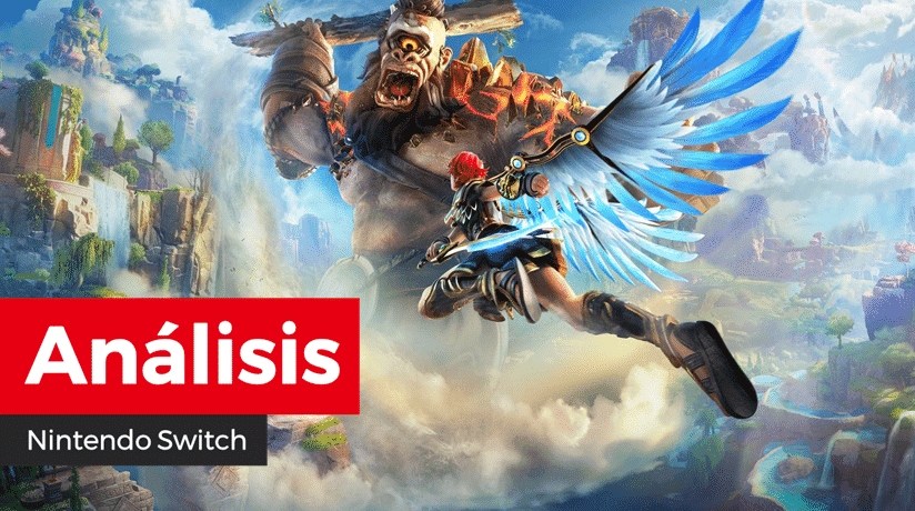 [Análisis] Immortals Fenyx Rising para Nintendo Switch