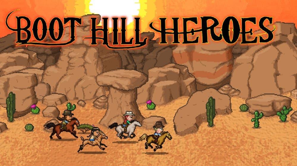 Boot Hill Heroes se estrenará el 15 de diciembre en Nintendo Switch