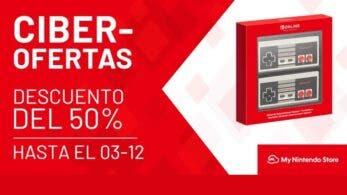 50% de descuento en los mandos de NES para los usuarios europeos de Nintendo Switch Online