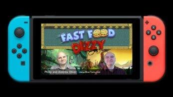 FUZE4 recibe Fast Food Dizzy, de los creadores originales de Dizzy