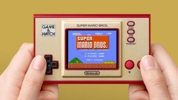 Un par de útiles trucos con botones de Game & Watch: Super Mario Edition