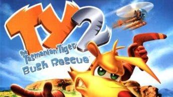 Krome Studios confirma que un remaster de Ty The Tasmanian Tiger 2: Bush Rescue está en desarrollo para consolas