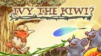 Ivy the Kiwi? Mini será retirado de la eShop japonesa de Nintendo 3DS el próximo 1 de diciembre