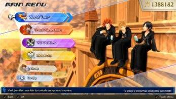 Kingdom Hearts: Melody of Memory estrena una nueva galería de capturas de pantalla