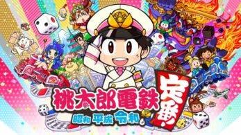 Momotaro Dentetsu: Showa, Heisei, Reiwa mo Teiban! vende medio millón de copias en Nintendo Switch en su primer día en Japón