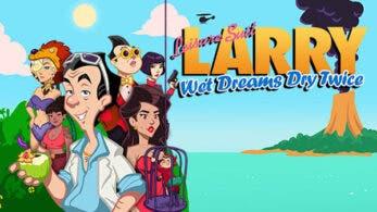 Leisure Suit Larry – Wet Dreams Dry Twice se estrenará en la primavera de 2021 en Nintendo Switch