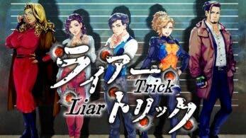 Liar Trick es anunciado para Nintendo Switch en Japón