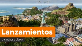 Lanzamientos de juegos y ofertas de la semana en la eShop de Nintendo (5/11/20, Europa y América)