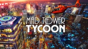 [Act.] Mad Tower Tycoon llega hoy a la eShop de Nintendo Switch