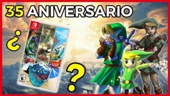 [Vídeo] ¿Cómo será el 35º aniversario de Zelda en 2021? Versiones HD y posibles lanzamientos