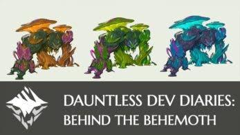 Dauntless estrena vídeo del desarrollo centrado en Agarus