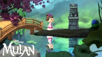 Recrean la importante decisión de Mulan en Animal Crossing: New Horizons