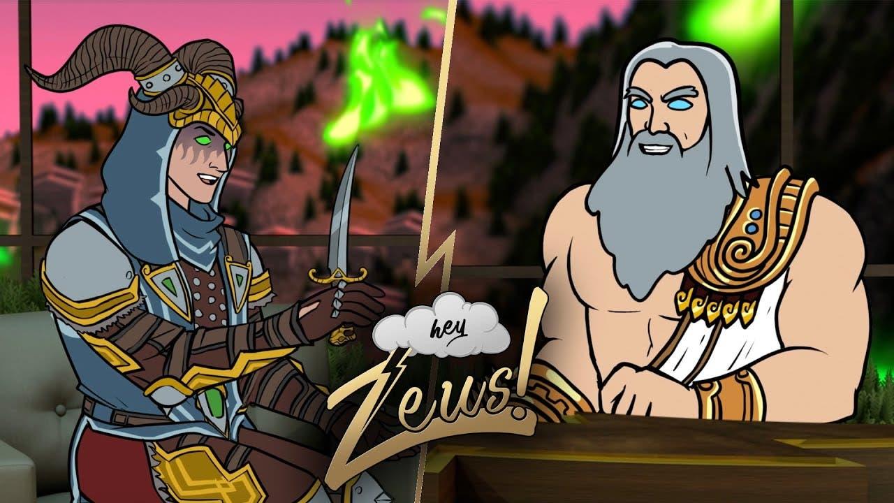 «Zeus, ¿por qué odias a Loki?»: Smite nos anima a averiguarlo en este vídeo