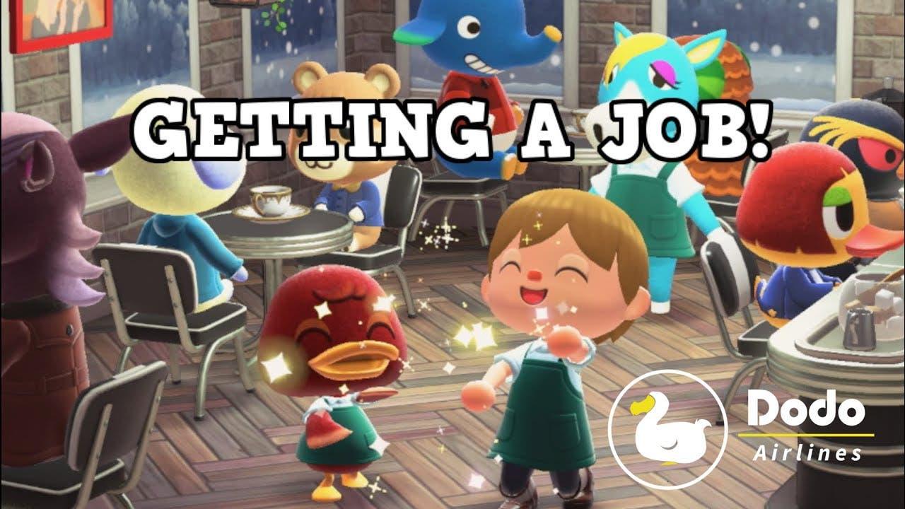 Mira esta serie de animación creada por un fan en Animal Crossing: New Horizons