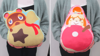 Saneki Boeki anuncia estos peluches de Animal Crossing, que llegarán en febrero a Japón