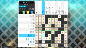 Picross S5 nos muestra sus mecánicas en este nuevo gameplay