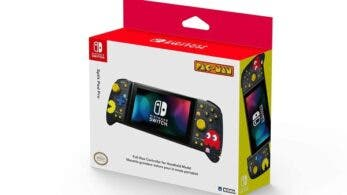 Amazon ya nos permite reservar el Pac-Man Switch Split Pad Pro