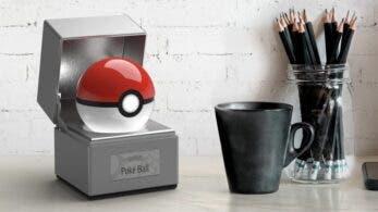 The Wand Company anuncia una espectacular Poké Ball realista para los coleccionistas de Pokémon
