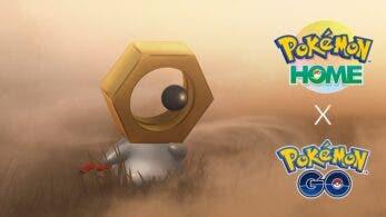 Todos los detalles del nuevo evento de Pokémon GO x Pokémon Home: Meltan shiny y más