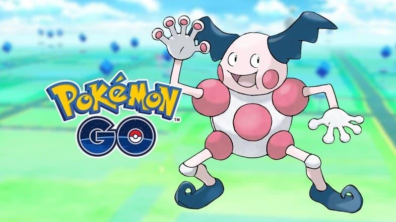 Dataminers de Pokémon GO encuentran novedades en camino de Mr. Mime, Navidad y más