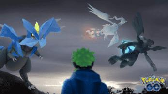 Pokémon GO confirma sus próximas novedades: Investigaciones, Kyurem, Mega Abomasnow y más