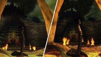 Comparativa en imágenes de la versión original de Shadow Man y Shadow Man Remastered