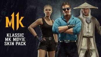 Echad un vistazo al tráiler del Skin Pack Película klásica de MK para Mortal Kombat 11