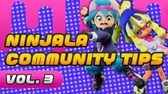 El tercer vídeo con consejos de la comunidad de Ninjala ya está disponible